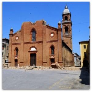 Cathédrale de Mirandola
